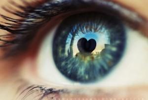 loving eyes